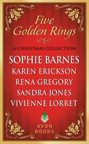 Five Golden Rings book image