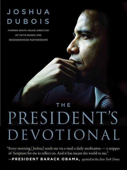 The Presidents Devotional Joshua Dubois Hardcover