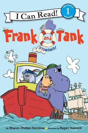 Frank and Tank: Stowaway book image