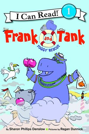Frank and Tank: Foggy Rescue book image