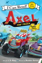 axel-the-truck-speed-track