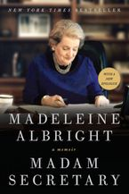 Madam Secretary Paperback  by Madeleine Albright