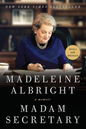 Madam Secretary book image