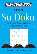 New York Post Seed Su Doku (Easy/Medium)