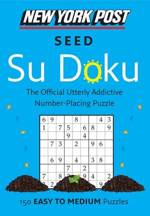 New York Post Seed Su Doku (Easy/Medium) book image