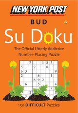 New York Post Bud Su Doku (Difficult)
