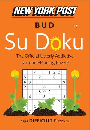New York Post Bud Su Doku (Difficult) book image