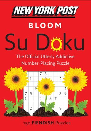 New York Post Bloom Su Doku (Fiendish) book image