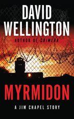 Myrmidon eBook  by David Wellington