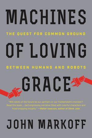 Machines of Loving Grace book image