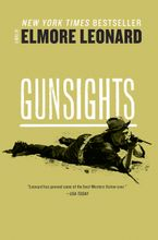 Gunsights Paperback  by Elmore Leonard