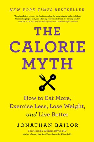 The Calorie Myth book image