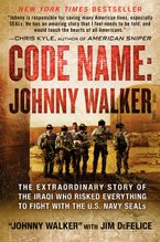 Code Name: Johnny Walker Hardcover  by Johnny Walker