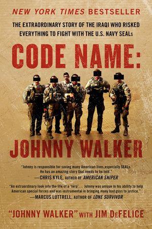 Code Name: Johnny Walker book image