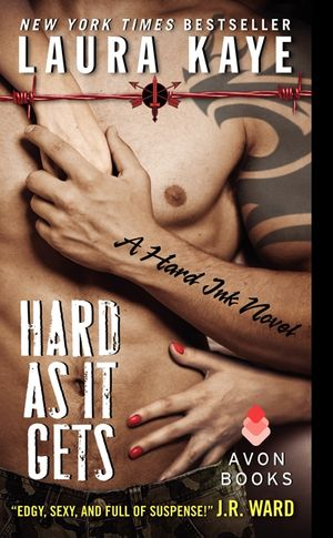 Hard As It Gets book image