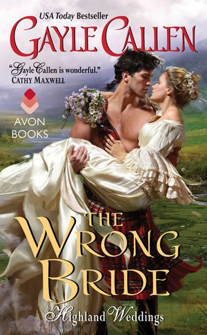 The Wrong Bride book image