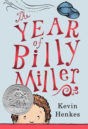 The Year of Billy Miller book image