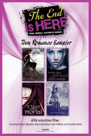 The End Is Here: Teen Romance Sampler book image