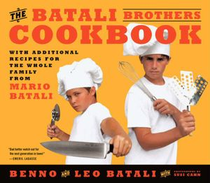 The Batali Brothers Cookbook book image