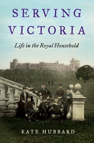 Serving Victoria book image