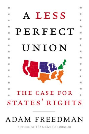 A Less Perfect Union book image
