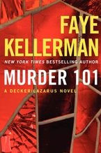 Murder 101 Hardcover  by Faye Kellerman