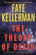 The Theory of Death Hardcover  by Faye Kellerman
