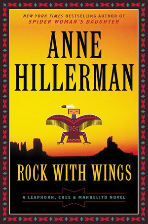 Rock with Wings book image