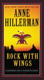 Rock with Wings Paperback  by Anne Hillerman