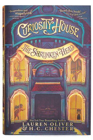 Curiosity House: The Shrunken Head book image
