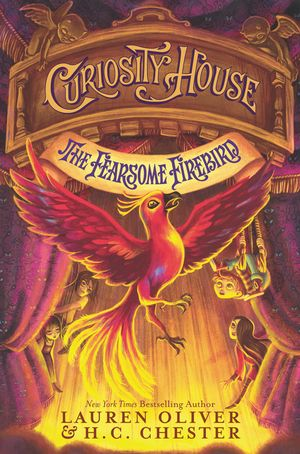 Curiosity House: The Fearsome Firebird book image