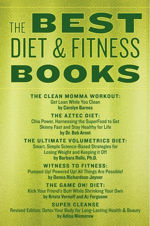 The Best Diet & Fitness Books book image