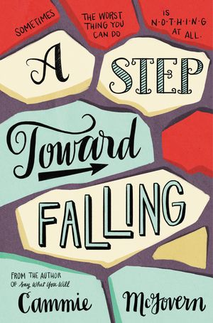 A Step Toward Falling book image