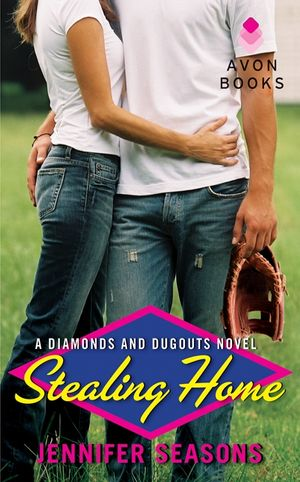 Stealing Home book image