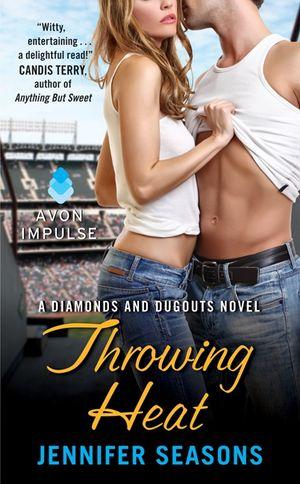 Throwing Heat book image