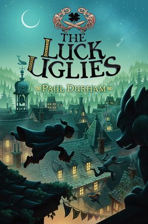The Luck Uglies book image