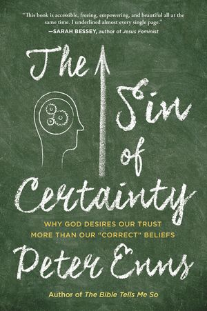 The Sin of Certainty book image