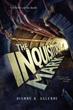 The Inquisitor's Mark Hardcover  by Dianne K. Salerni