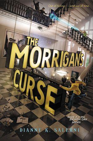 The Morrigan's Curse book image