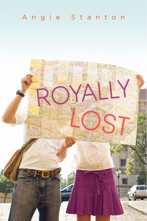 Royally Lost book image