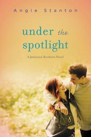 Under the Spotlight book image