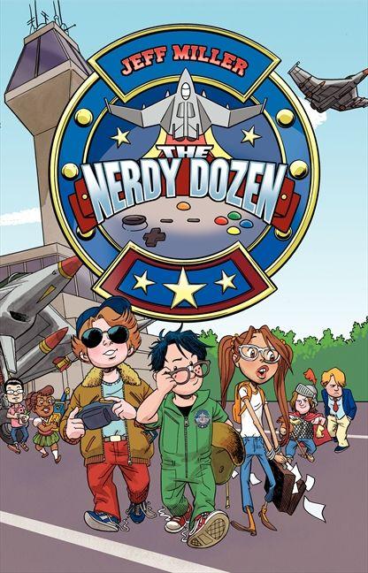 The Nerdy Dozen - Jeff Miller