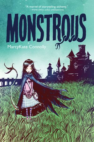 Monstrous book image