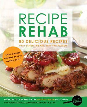 Recipe Rehab book image