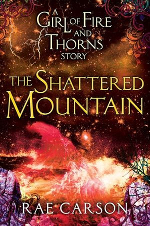 The Shattered Mountain book image
