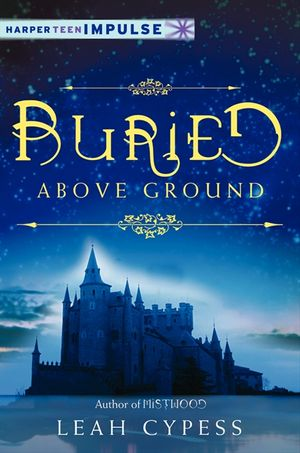 Buried Above Ground book image