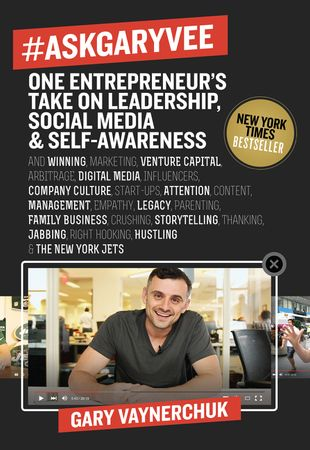 Book cover image: #AskGaryVee: One Entrepreneur's Take on Leadership, Social Media, and Self-Awareness | New York Times Bestseller