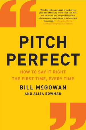 Pitch Perfect book image