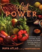 Plant Power Hardcover  by Nava Atlas