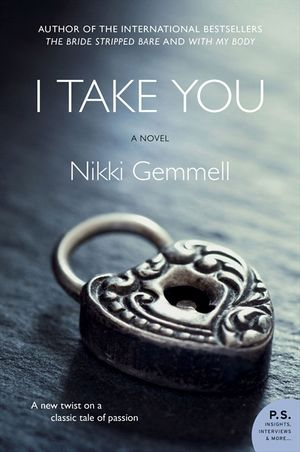 I Take You book image
